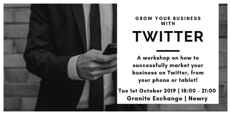 Grow Your Business With Twitter tickets