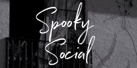 Spooky Social Haunted House tickets