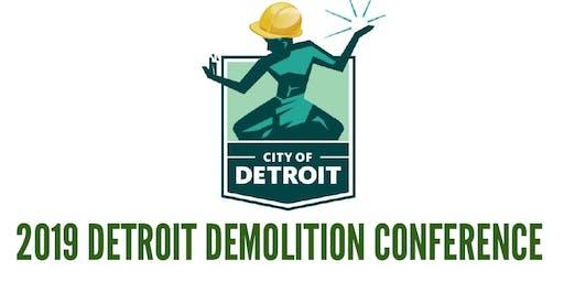 Detroit Demolition Conference
