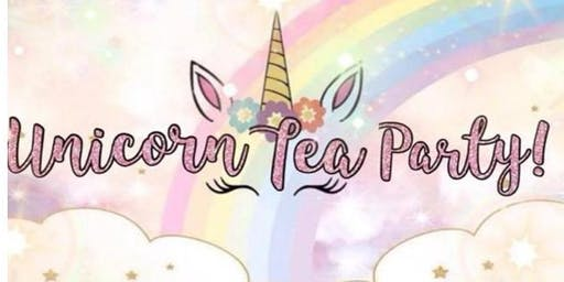 Unicorn Tea Party