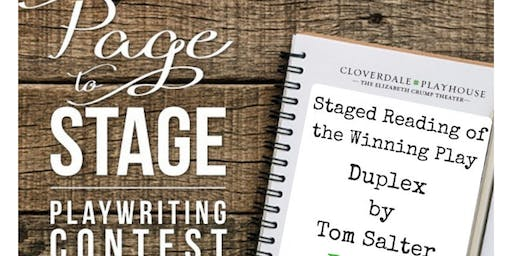 Page to Stage Reading