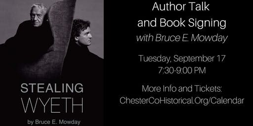 Author Talk and Book Signing with Bruce E. Mowday