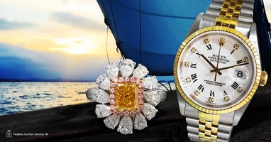 09.02.2019 Burnaby, BC 1pm - Fine Jewellery & Swiss Watch Live Auction