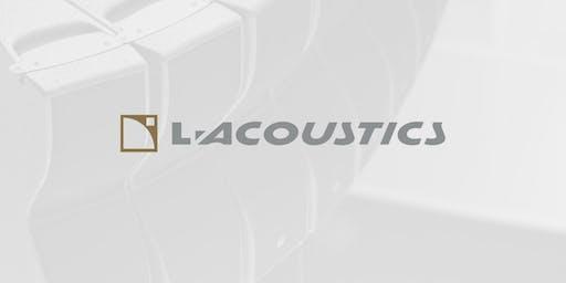 L-Acoustics Open Day - Mesa, AZ