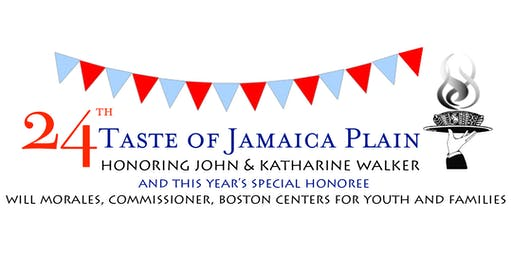 Taste of JP 2019 |  24th TASTE OF JAMAICA PLAIN  benefit for  ESAC Boston
