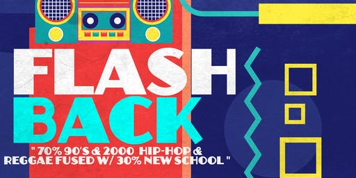 Flashback Saturday Oct.19th At Jimmy's w/FREE DRINKS & No Cover