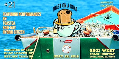 EMX Yacht Party: Toast on a Boat (Newport Beach)