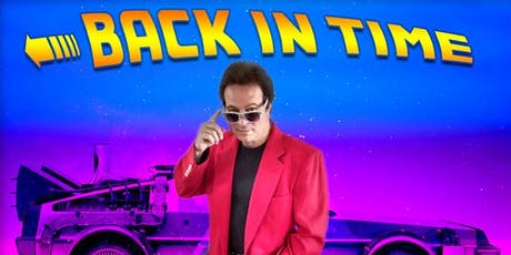 Back in Time: Tribute to Huey Lewis and The News tickets