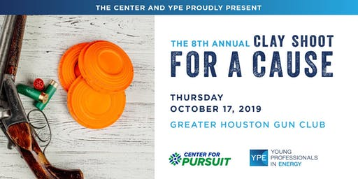 YPE & The Center for Pursuit's Clay Shoot for a Cause