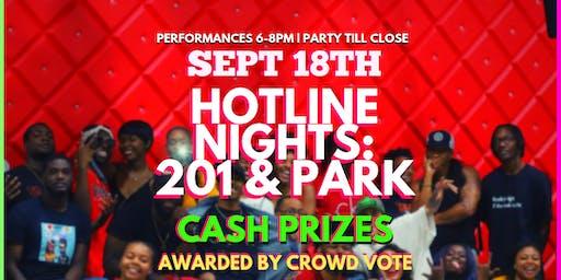 HOTLINE NIGHTS: 201& PARK
