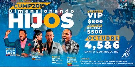 Cumbre Mundial de Paternidad / Dimensionando Hijos tickets