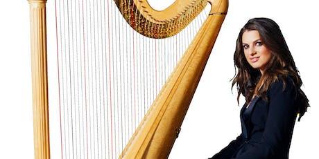 Bridget Kibbey, Harp tickets