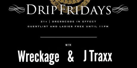 Elite Player Ent - Drip Fridays @ Cabana Lounge tickets