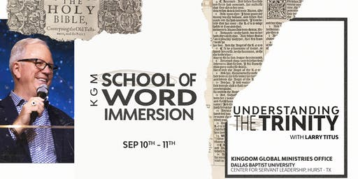 KGM School of Word Immersion