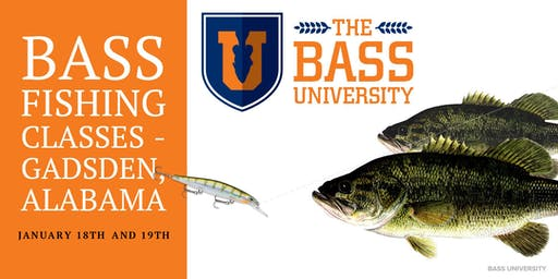 The Bass University Fishing Classes - Gadsden, Alabama