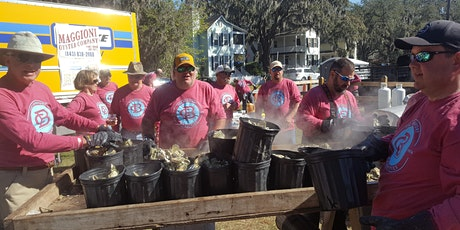 The Beaufort Charities Oyster Roast tickets