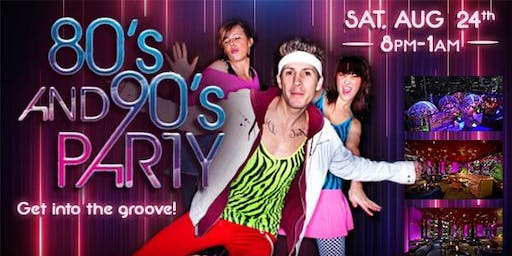 I Love The 80s/90s Dance Party at 230 5th Penthouse