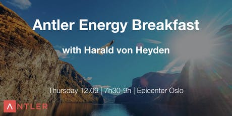 The Future of Energy | Antler Breakfast club tickets