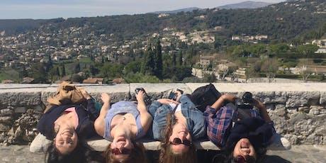 Trent Study Abroad Yoga tickets