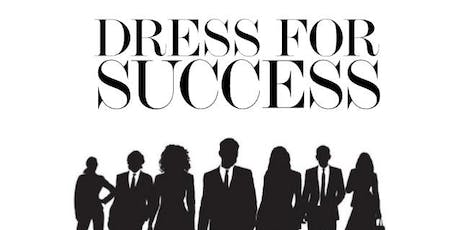 TCS Lunch & Learn: Dress For Success tickets