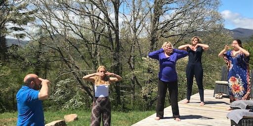 Lu Jong - Tibetan Healing Yoga & Meditatie: 5 verwenvoormiddagen