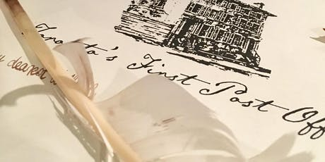 Culture Days: Quill Writing Workshop tickets