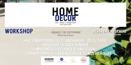 HOME-DECOR boletos
