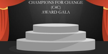 Champions For Change Gala tickets