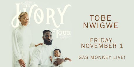 Tobe Nwigwe | The Ivory Tour tickets