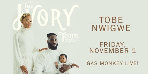 Tobe Nwigwe | The Ivory Tour