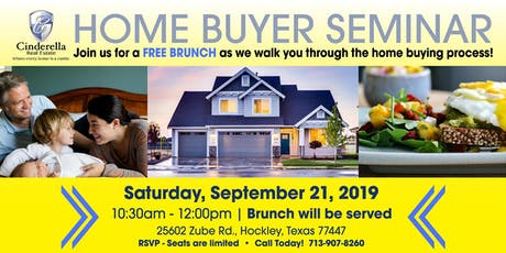 FREE Home Buyer Brunch & Learn Seminar tickets