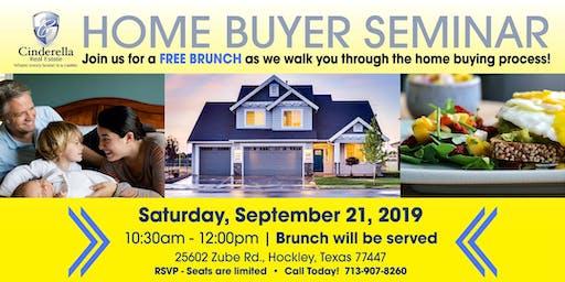 FREE Home Buyer Brunch & Learn Seminar