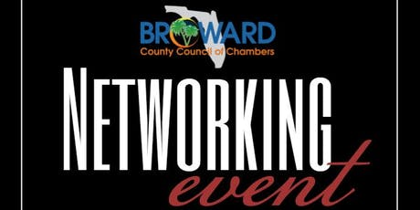 Broward County Council of Chambers Networking Event tickets