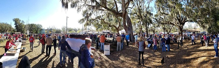 The Beaufort Charities Oyster Roast image