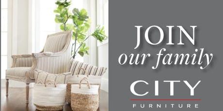 City Furniture Doral Hiring Event tickets