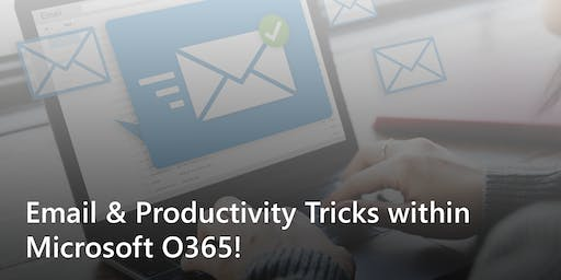 2019-11 | Email & Productivity Tricks within Microsoft O365 - MN