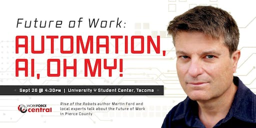 Future of Work Forum: Automation, AI, Oh My!
