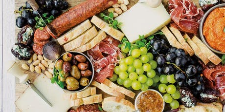 Say Cheese: Smorgasboard Creation with Cookbook Author Lisa Bolton tickets