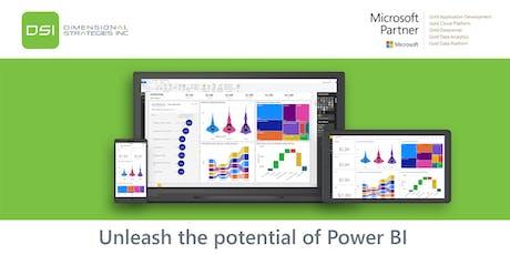 Power BI: Advanced DAX Fundamentals Workshop tickets