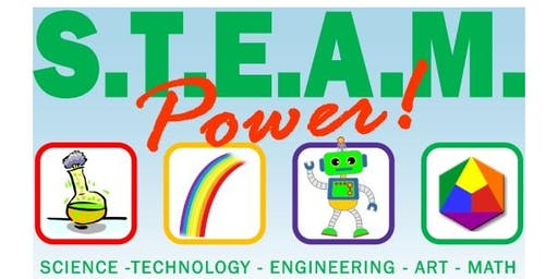 STEAM Power: Lakewood Park Branch Library