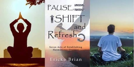 Pause, Shift and Refresh Series  tickets