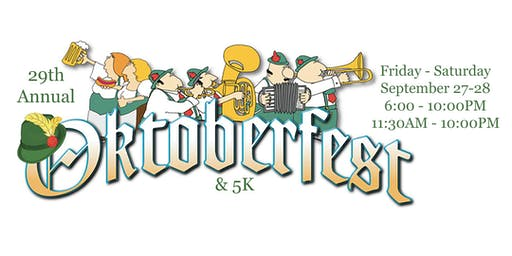 St. John the Apostle's 29th Annual Oktoberfest