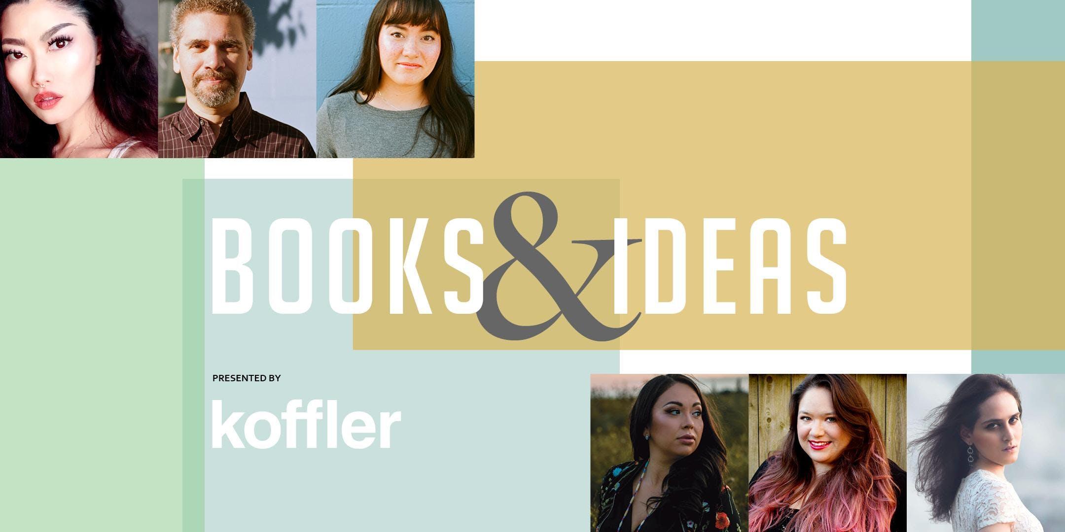 Books & Ideas Fall 2019 Series