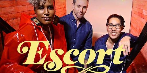 ESCORT (NYC) live @ Popscene!