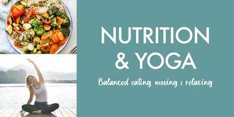 Nutrition & Yoga tickets
