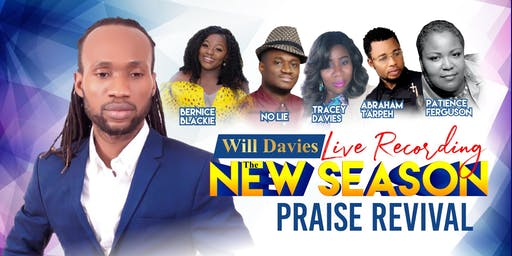 New Season Live Video & Revival Concert