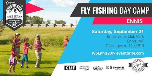 WILD SKILLS Fishing Day Camp: Ennis