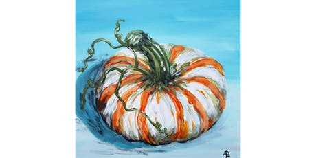 "10/5 – Mimosa Morning ""Striped Pumpkin on Blue"" @ Nectar at Kendall Yards, SPOKANE tickets"