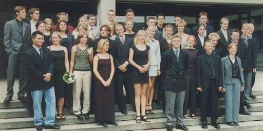 KHG Schulball reloaded (Abi '99 - 20 Jahre später)