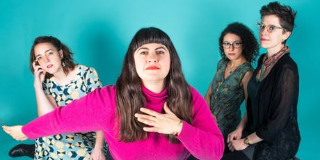 Laura Cortese & The Dance Cards at The Parlor Room tickets